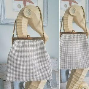 Whiting & Davis 1940s mesh purse
